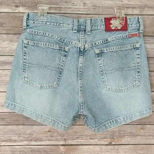 Lucky🍀 Brand Dungarees Denim Shorts Size 12/31